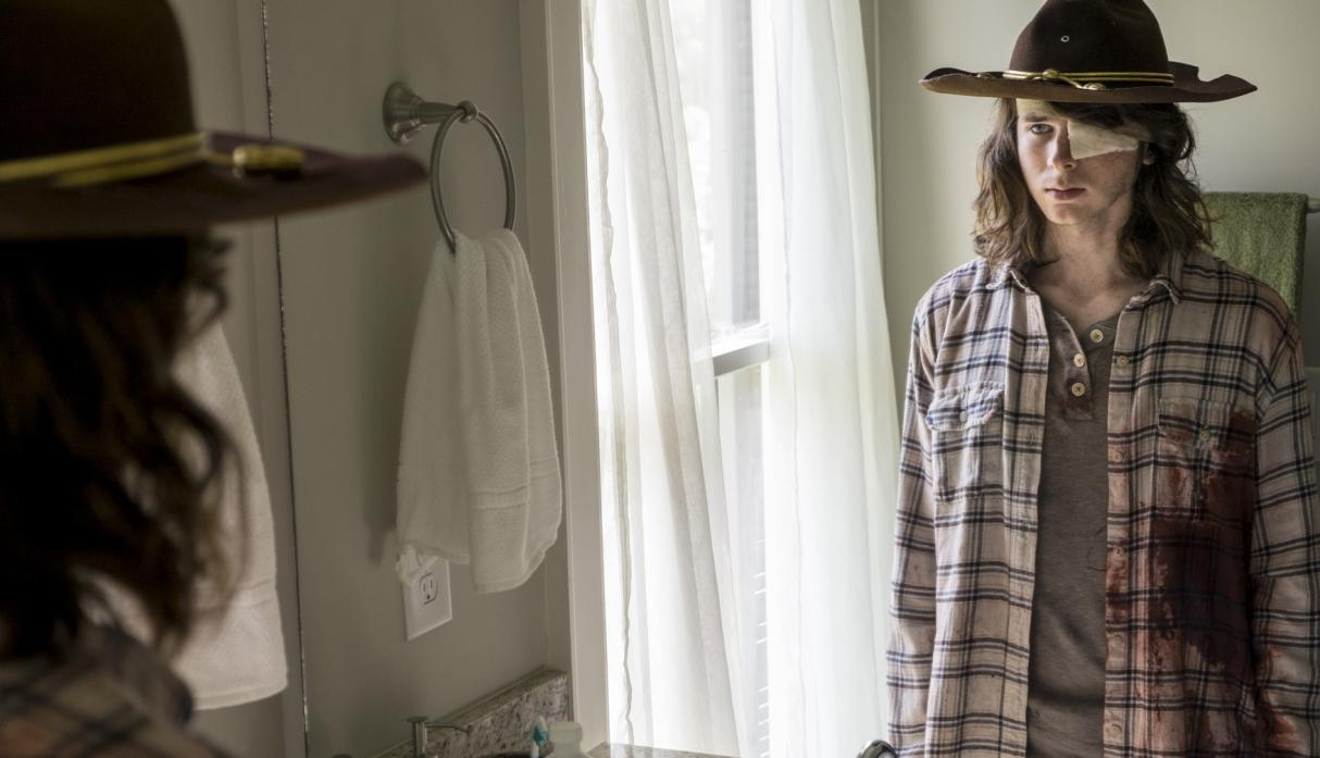 The Walking Dead: revelan imágenes del episodio 10 de la 8va temporada